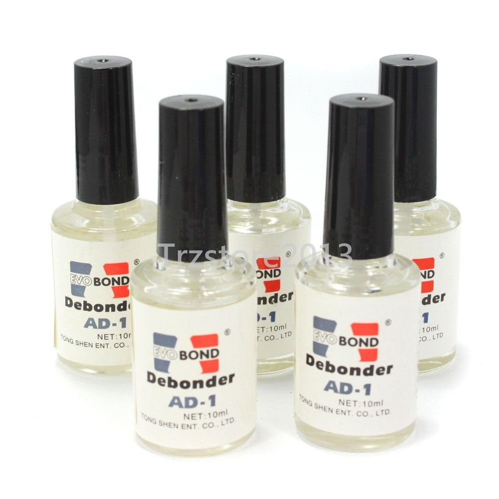 Wholesale 10ml Individual False Eyelash Adhesive Glue Remover Liquid Debonder