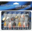 South Bend Trout & Panfish Spinner Kit