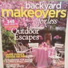 BackYard Makeovers Birds & Blooms August 2012
