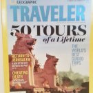 National Geographic Traveler may 2012