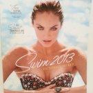 Victorias Secret Swim 2013 Catalog Lingerie Model