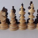 New big huge handmade european hazel wooden chess piece set King 10.7cm,4.21in
