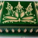 Wooden handmade european beautiful puzzle box jewelry magic secret wizard box