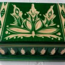 New puzzle box wooden wizard mystery jewelry magic box secret brain teaser