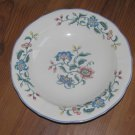 "Villeroy & Boch Delia Rimmed Soup Bowl 8 3/8""  Perfect W. Germany"