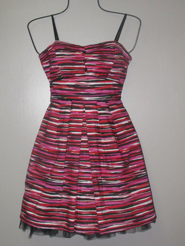 New Junior Sz 7 My Michelle Summer Dress