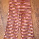 New Girls Sz 2T Gymboree Striped Knit Pants