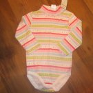 New Baby Girls 3/6 M Gymboree L/S Top/T-Shirt/Onsie