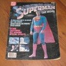 Superman the Movie Collectors Album from 1978 DC comics