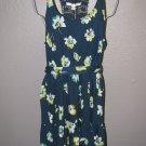New Womens Sz L LC Lauren Conrad Floral Summer Dress Retail $56