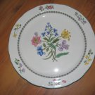 "Spode Summer Palace Fine Stone 12"" Round Serving Platter England"