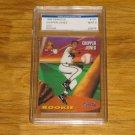 1995 Pinnacle #101 Chipper Jones IGS Mint 9 UC3 Rookie Baseball Card