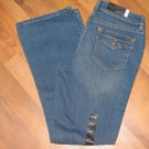 New Womens Sz 8 Apt. 9 Bootcut Modern Fit Blue Jeans