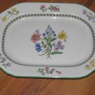 "Spode SUMMER PALACE (FINE STONE) 12 1/4"" Octagon Serving Platter"