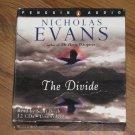 The Divide by Nicholas Evans (2005, Unabridged, Compact Disc)