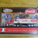 "2000 Mattel Matchbox Coca Cola ""Coke Around The World"" Collection France"