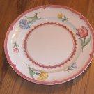 "Villeroy & Boch Jardin D'Alsace Fleur Dinner Plate 10 1/2"""