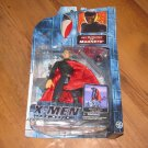 New 2000 Marvel X-Men The Movie Magnetic Action Train Wreck Magneto Figure