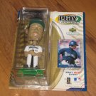 New Playmakers Upper Deck Collectibles 2001 MLB Mariners Ichiro Figure And Card