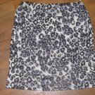 New Girls Sz S IZ Amy Byer Animal Print Skirt Retails $38