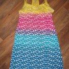 New Girls Sz 14 Hang Ten Sleeveless Knit Dress