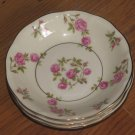 """Lot of 4 Theodore Haviland New York Delaware Fruit Bowls Made in America 5 1/8"""""""
