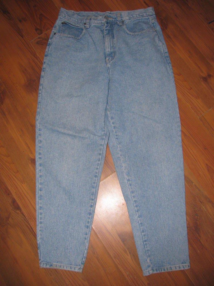 Womens Sz 16 New York Jeans Company Blue Jeans