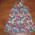 New Girls Sz 4 Hang Ten Sleeveless Summer Dress Retails $34