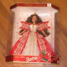 New 1997 Happy Holidays Special Edition 10th Anniversary Barbie doll - Brunette