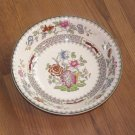 """Spode Coupe Cereal Bowl Chinese Rose Pattern 6 1/4"""" Engand"""