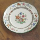 "Copeland Spode Chinese Rose Luncheon Plate 9 1/8"" Engand No. 629599"