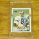 Topps # 70T TROY AIKMAN Dallas Cowboys HALL OF FAME Quarterback
