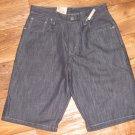 New Mens Sz 30 Levi Strauss 569 Loose Straight Jean Shorts