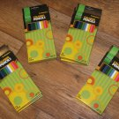 Lot of 12 Academix Pre-Sharpened Colored Pencils 12 ct