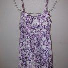 New Womens/Juniors Sz S Mudd Summer Knit Dress