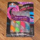 Elmer's Swirl Glam Glitter Glue Craft Scrapbooking Fabric Foam Paper Sticks More