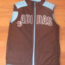 New Boys Sz 6 Reversible Adidas Vest/Coat/Outerwear
