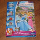 NEW VTECH CREATE A STORY DISNEY PRINCESS CINDERELLA