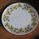 "Noritake Cook'n Serve China Marguerite 10 1/2"" Dinner Plate #6730"