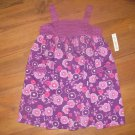 New Girls Sz 4T CC. Bates Summer Sundress Dress Retail $32