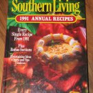 Southern Living, 1991 Annual Recipes by Southern Living Editors (1991,...