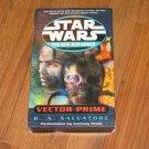 Star Wars The New Jei Order Vector Prime Bk. 1 Salvatore 1999 Cassette Abridged