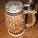 1994 Avon Country And Western Music Stein W/Lid Numbered