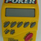 Radica Sports Draw & Dueces Poker Handheld Electronic Game -Tested-Working Works