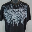 Star Wars Support Our Troops T Shirt Size Large Graphic Tee L Stormtrooper 501