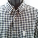 Columbia Sportswear Outdoor Fishing Men's Shirt Plaid Check Camping Long Sleeve