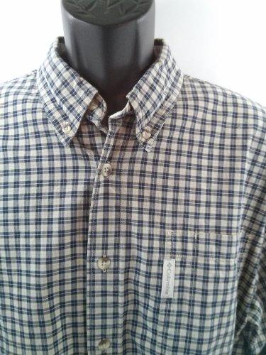 Columbia Sportswear Outdoor Fishing Men's Shirt Plaid Check Camping Long Sleeve