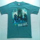 Rascal Flatts Me And My Gang Concert T Shirt Tour Show Music Cities Small Date S