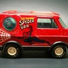 Buddy L Red The Amazing Spider Van Spider Man Marvel Comic Vehicle Car Hero