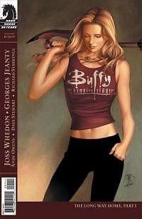 Buffy the Vampire Slayer Season Eight 1-4 Both covers of each Dark Horse)